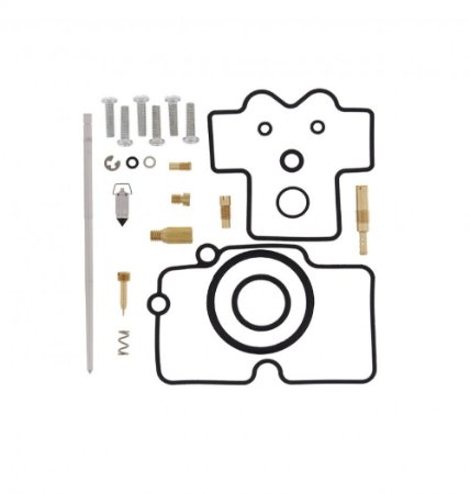 Reparo do Carburador BR Parts WRF 450 07/11