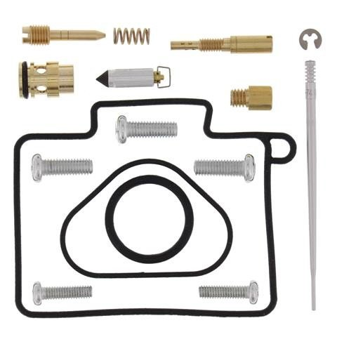Reparo do Carburador BR Parts YZ 125 12/18