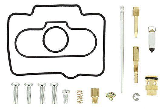 Reparo do Carburador BR Parts YZ 125 98