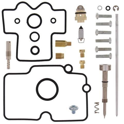 Reparo do Carburador BR Parts YZF 250 01/02