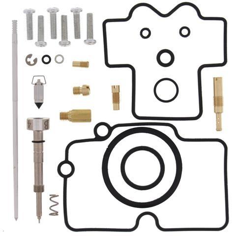 Reparo do Carburador BR Parts YZF 250 12/13