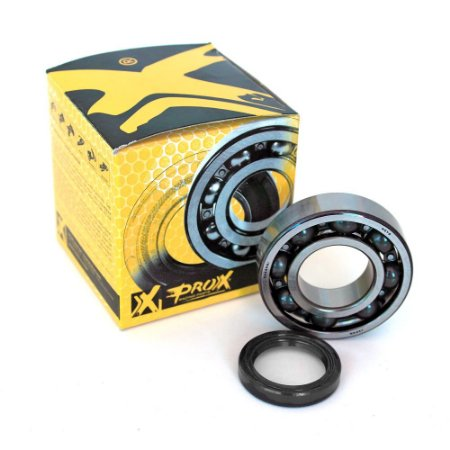 Kit Rolamento + Retentor De Virabrequim ProX KTM 65 SX 09/18 + HUSQ. TC 65 17/18