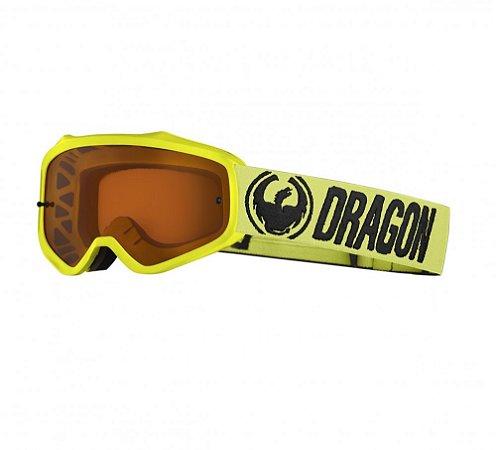 Óculos Dragon MXV Highvis (Lumalens Amber)