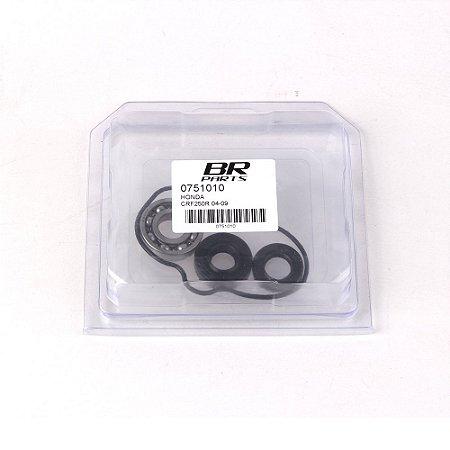 Reparo Bomba D'água com Rolamento BR Parts CRF 250 04/09 + CRFX 250 04/17