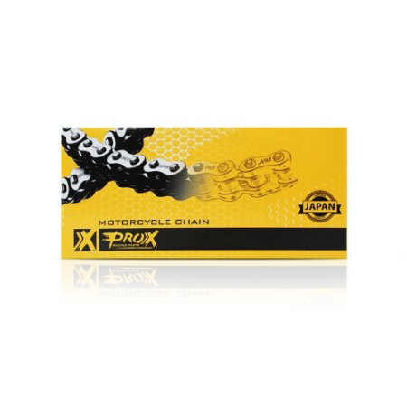 Corrente ProX MX Rollerchain Preta - 420x130