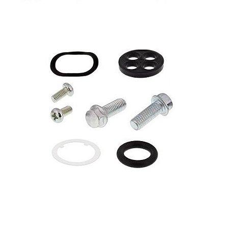 Reparo da Torneira do Combustível BR Parts CR 125 80/07 + CR 250 80/07 + CR 500 84/01
