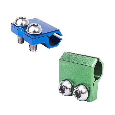 Guia do Flexível de Freio BR Parts KXF 250/450 + RMZ 250/450 + RM 125/250