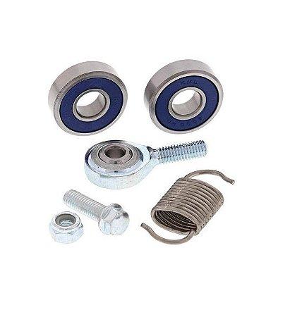 Reparo do Pedal de Freio com Molas, Rolamentos e Roscas BR Parts KTM SX 16/18+ 250 XC 17/18+HUSQ. FC