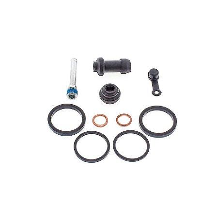 Reparo Pinça de Freio Kit Dianteiro BR Parts CRF 250 04/18+CRF 250F 19+CRFX 250 04/17+CRF 450 02/18