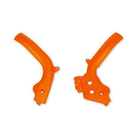 Protetor de Quadro Ufo KTM EXC-F/EXC 17/21 + KTM SX-F/SX 16/21 (EXCETO SX 250 16)