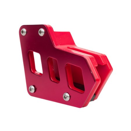 Guia De Corrente BR Parts CRF 230 07/19 + CRF 250F 19/20 - Vermelho