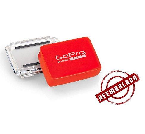 REEMBALADO: Flutuador GoPro Hero4 Black E Silver, Hero3, Hero3+ (Floaty Backdoor)