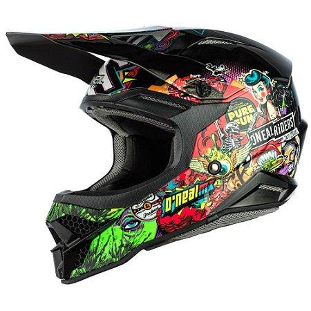 Capacete O'Neal 3Series Helmet Crank 2.0