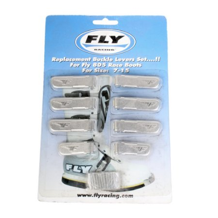 Trava (Fecho) Metal Para Bota Fly Racing Stinger ou Fly 805