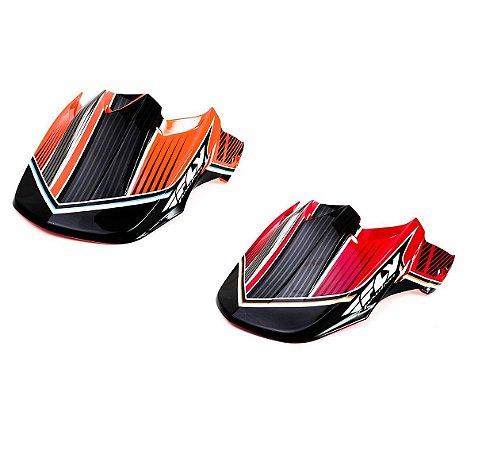 Pala Fly Racing Para Capacete Fly F2 Trey Canard