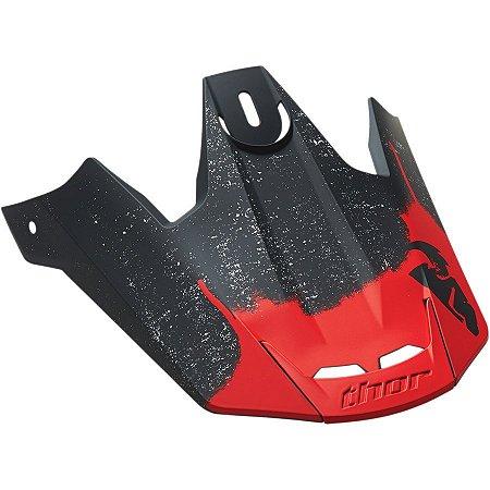 Pala Para Capacete Thor Verge S17 Object - Preto