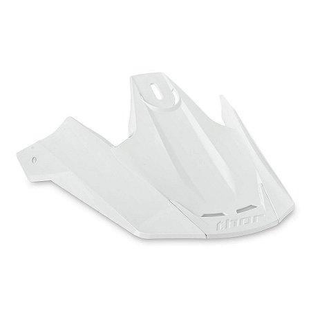 Pala Para Capacete Thor Verge Solid - Branco
