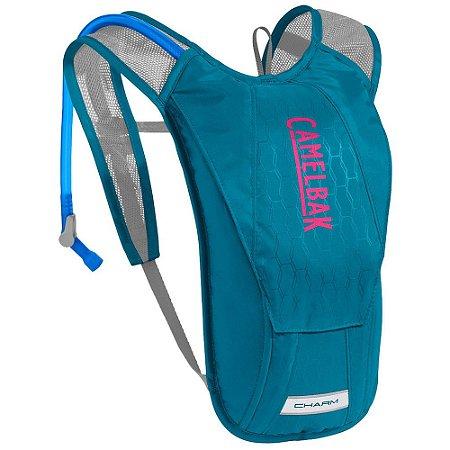 Mochila de Hidratação Camelbak Charm 1,5L Feminina – Azul