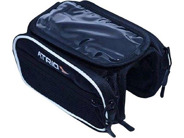 Mini Alforge Atrio Com Suporte Para Celular 5,5 POL