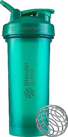 Coqueteleira Blender Bottle Classic V2 830ml - Verde