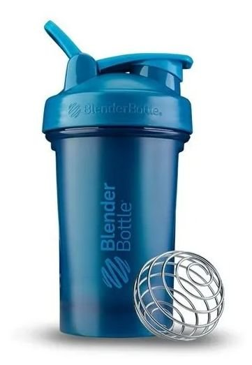 Coqueteleira Blender Bottle Classic V2 590ml - Azul