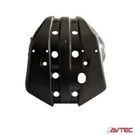 Protetor de Motor Avtec Honda CRF 250F 19/20 - Preto