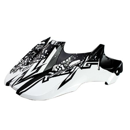 Pala Fly Racing Para Capacete Kinetic Inversion