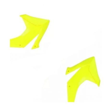 Aleta Do Tanque Kit Ufo CRF 230 15/21 - Amarelo Fluo