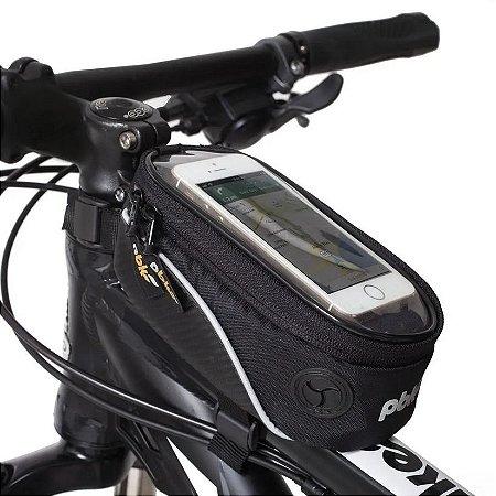 Bolsa De Quadro Para Bike Probike - Preta