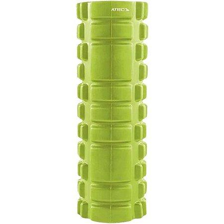Rolo De Exercício / Yoga Atrio 10 X 30cm - Neon