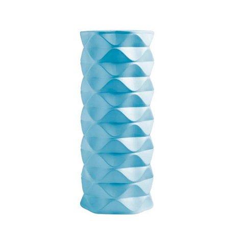 Rolo De Exercício / Yoga Atrio 14X33CM - Azul