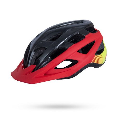 Capacete ASW Bike Fun - Vermelho