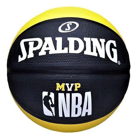 Bola De Basquete Spalding NBA MVP - Borracha
