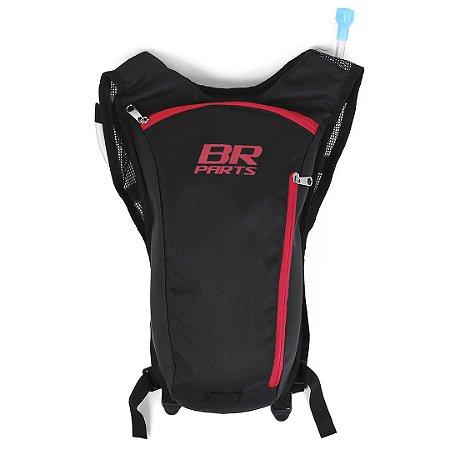 Mochila De Hidratação BR Parts Classic 2,0 L