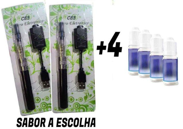 Cigarro eletrônico venda ce5