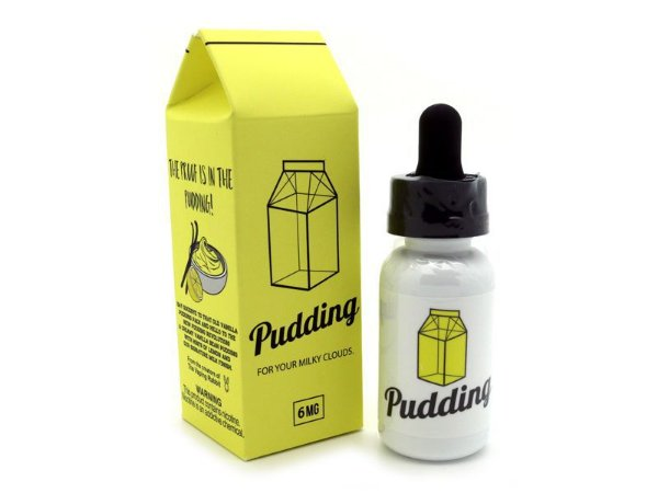 Pudding - The Milkman eliquid