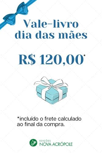 Vale-livro de R$ 120,00