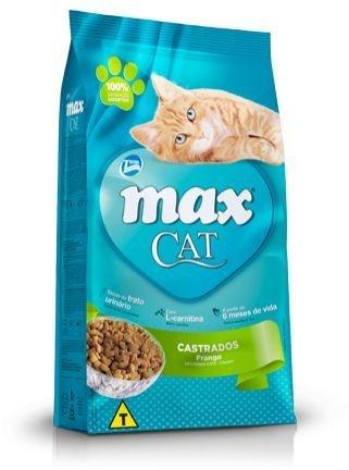Max Cat Castrados