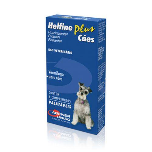 Helfine Plus Cães