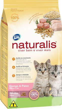 Ração Total Naturalis gatos Filhotes