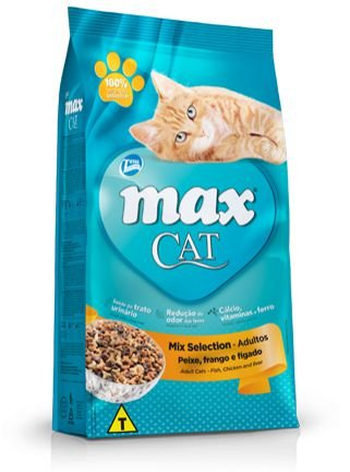 Cat's Of Necropolis Max Cat Selection 1 kg
