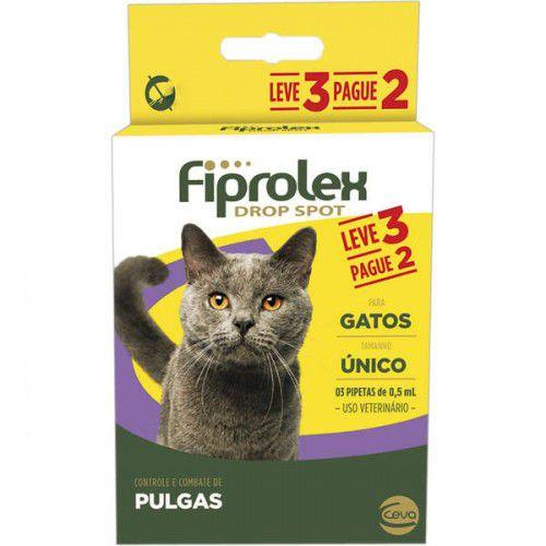 Fiprolex Drop Spot - Gatos