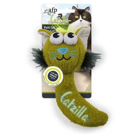 Catzilla - Putt Cat