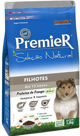 Premier Seleção Natural Cães Filhotes