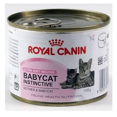 Royal Canin Babycat Instinctive Pate
