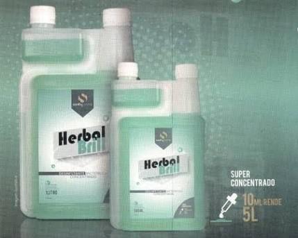 Desinfetante concentrado Herbal Brill