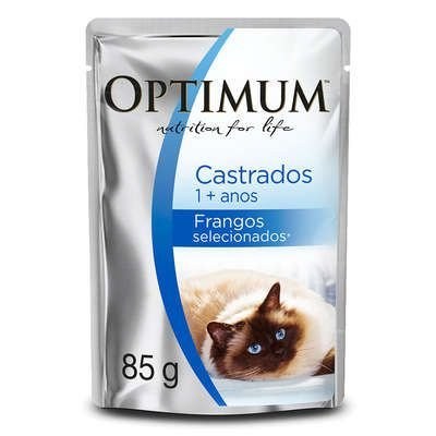 Optimum Sache Gatos Castrados