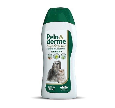 Pelo & Derme Shampoo Hipoalergênico