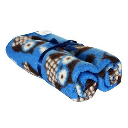 Cobertor Soft Coruja