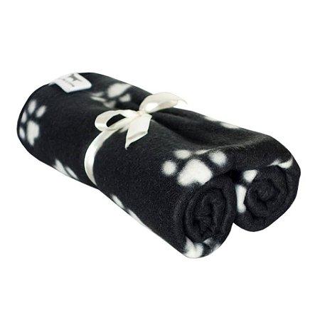Cobertor Patinhas Black